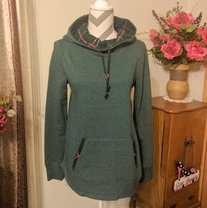 Maurices Tops - Maurice's Green Pullover Hoodie NWT
